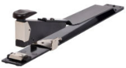 Salco long reach stapler. Uses standard office staples