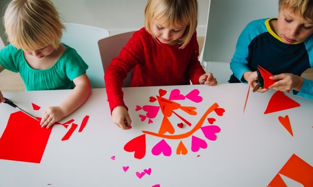 Valentine's Day Crafts To Do With Your Kids