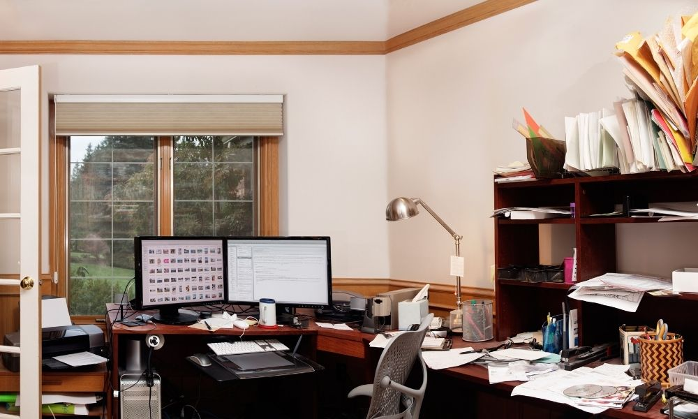 Mistakes You're Making With Your Home Office